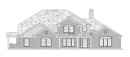 Floor plans oakmont custom homes for Oakmont home builders