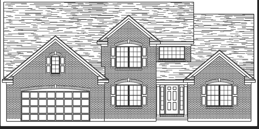 Fairfield oakmont custom homes for Oakmont home builders