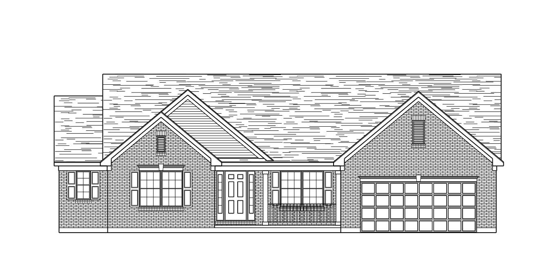 The Harrison - Oakmont Custom Homes