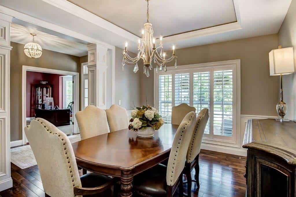 Crawford Dining room