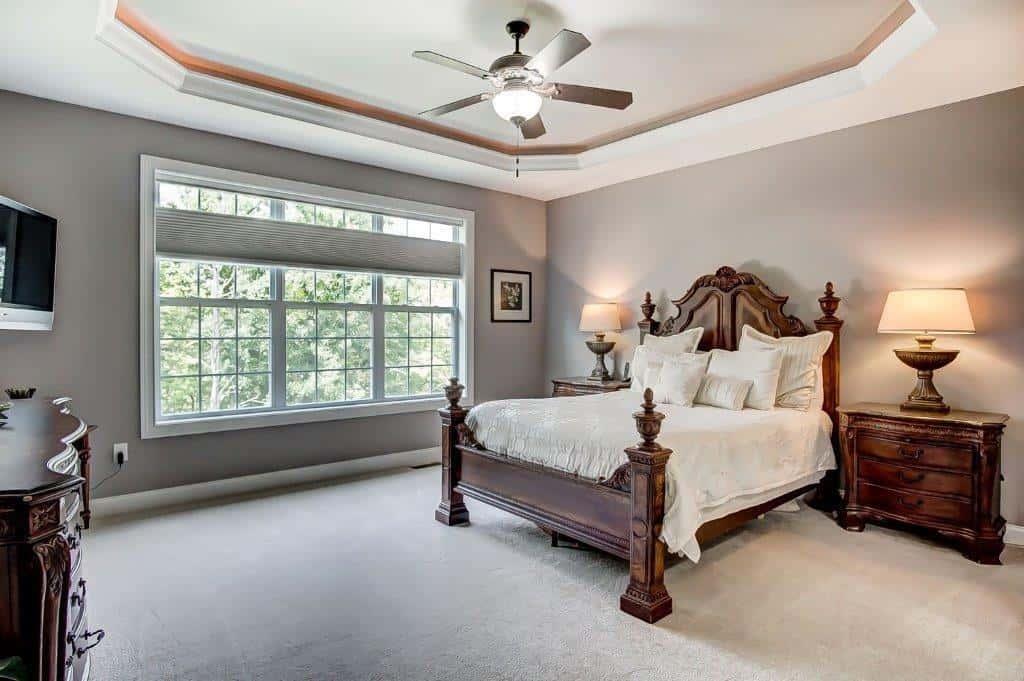 Crawford Master Bed
