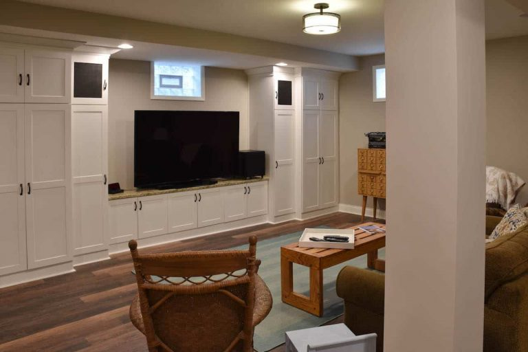 Anderson basemnent cabinets